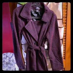 ModCloth Retro Soft Wool Trench Coat